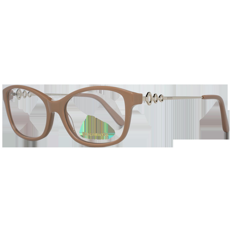 Emilio Pucci Optical Frame EP5042 074 53 Beige