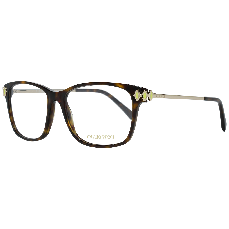 Emilio Pucci Optical Frame EP5054 052 54 Brown