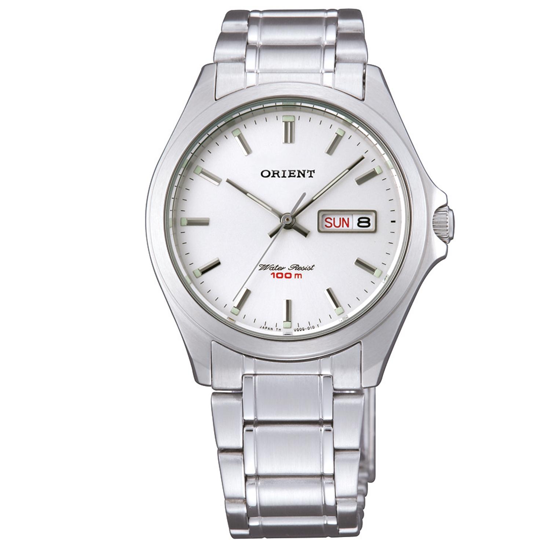 Orient Watch FUG0Q004W6 Silver
