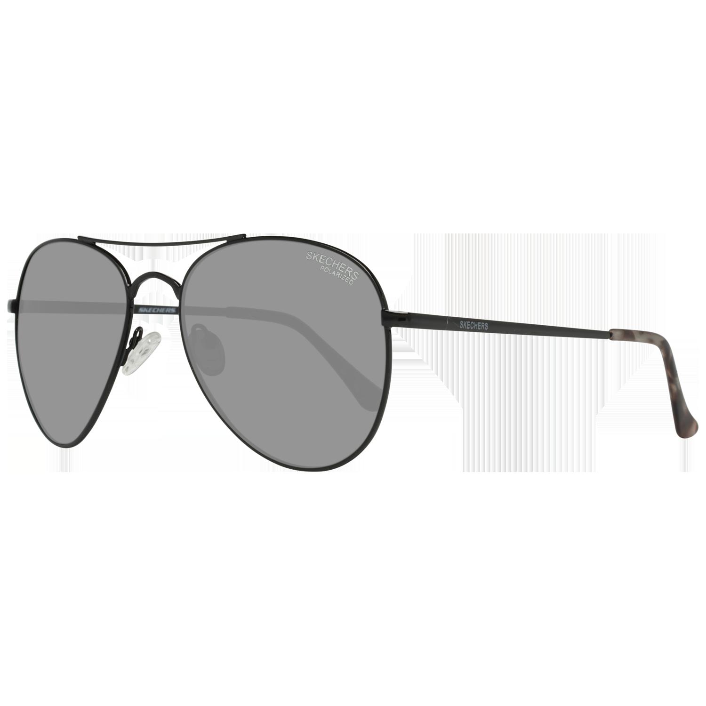 Skechers Sunglasses SE6010 05D 56 Black