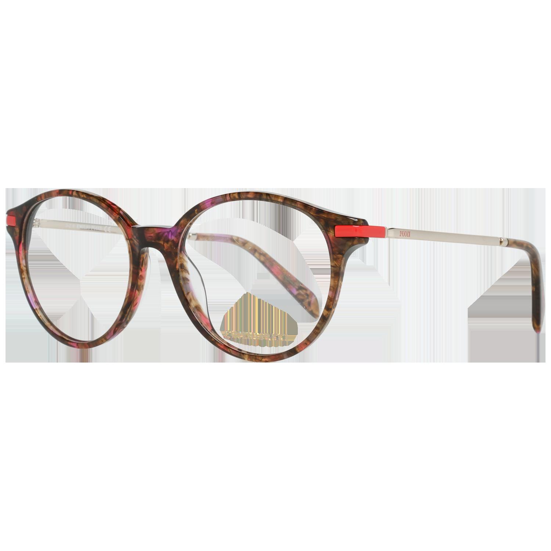 Emilio Pucci Optical Frame EP5105 054 52 Brown