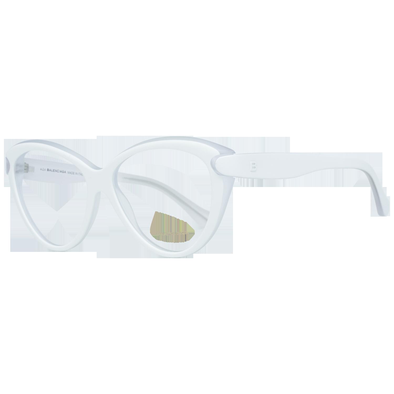 Balenciaga Optical Frame BA5026 022 54 White