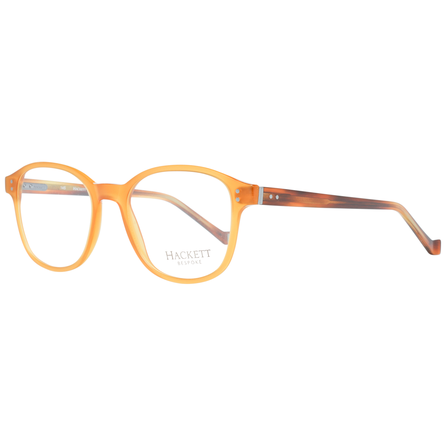 Hackett Bespoke Optical Frame HEB206 136 50 Brown