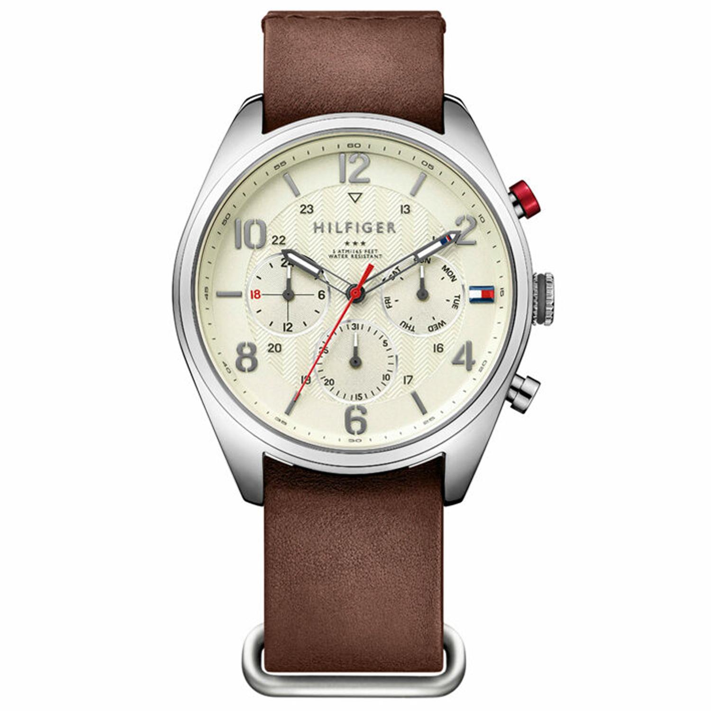 Tommy Hilfiger Watch TH1791188 Silver