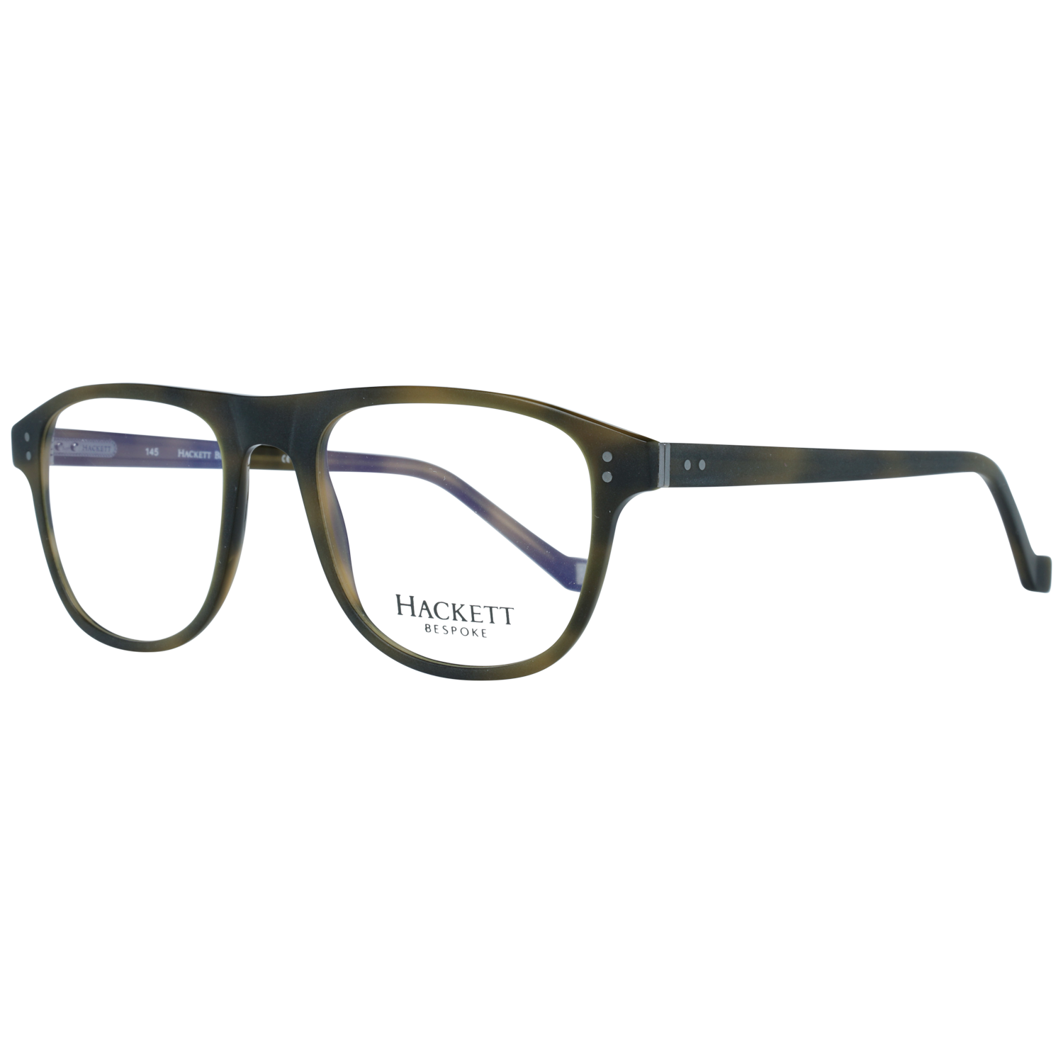 Hackett Bespoke Optical Frame HEB202 529 50 Olive