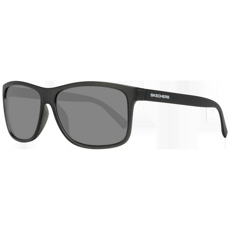 Skechers Sunglasses SE6015 02A 59 Black