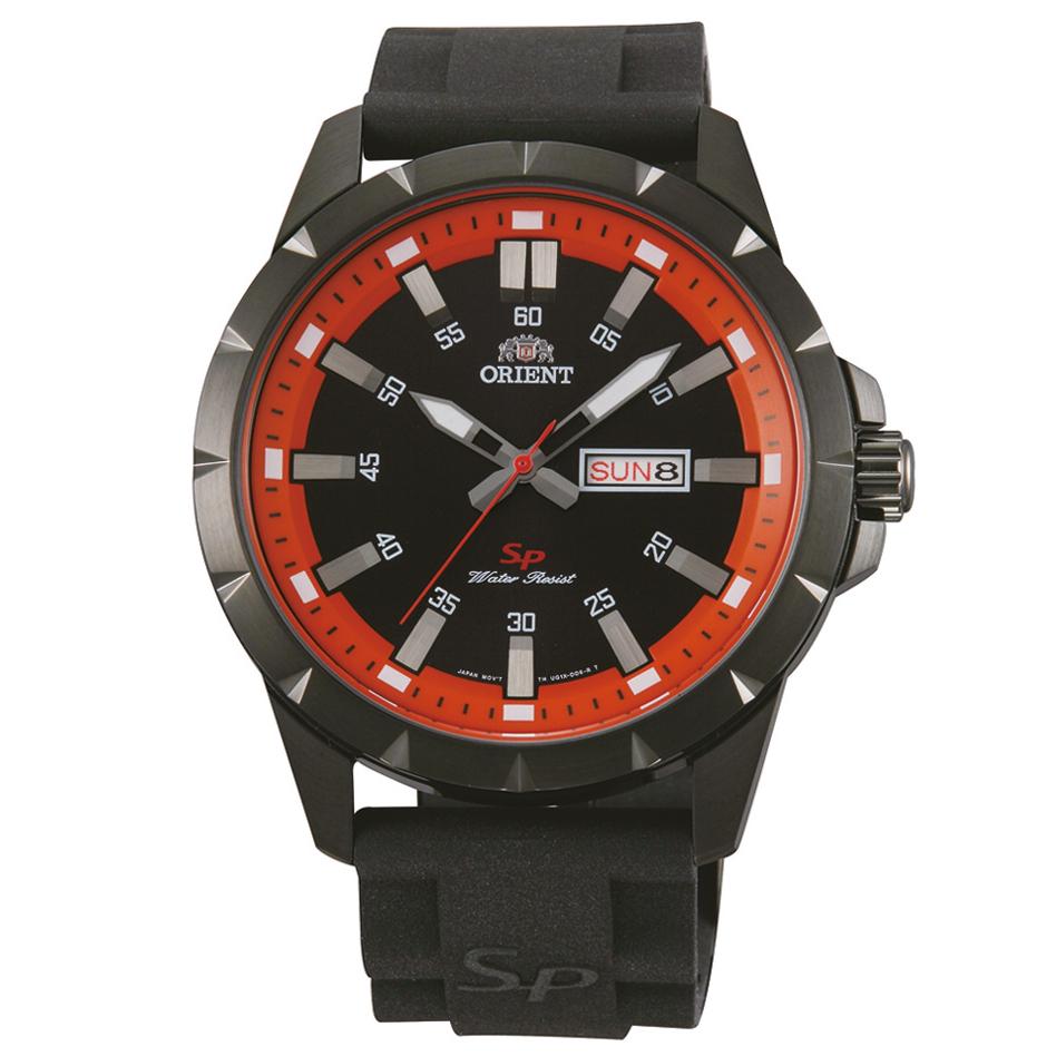 Orient Watch FUG1X009B9 Black