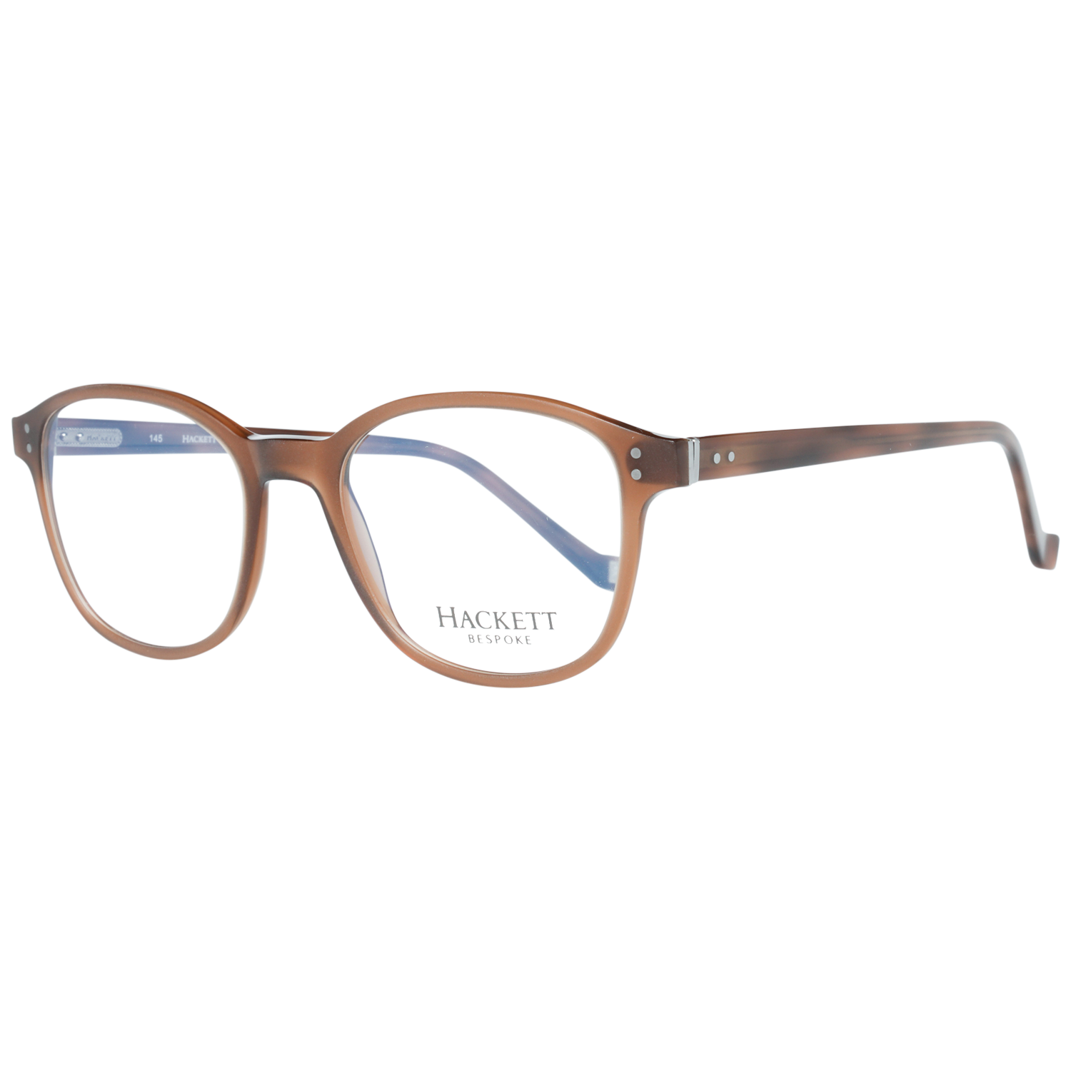 Hackett Bespoke Optical Frame HEB206 151 50 Brown