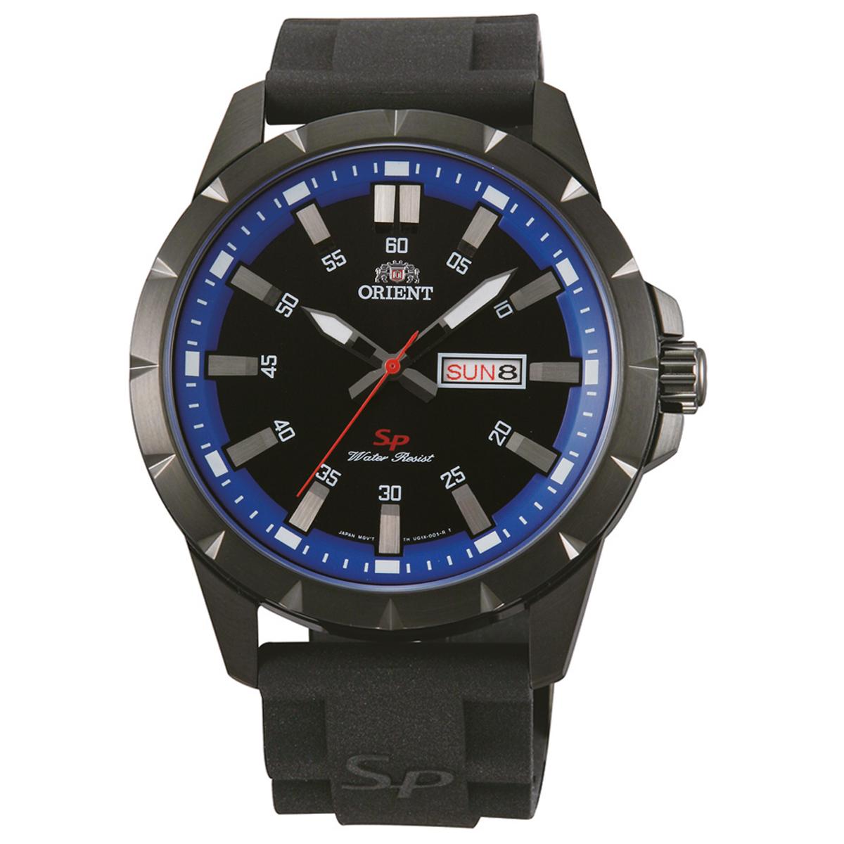 Orient Watch FUG1X008B9 Gunmetal
