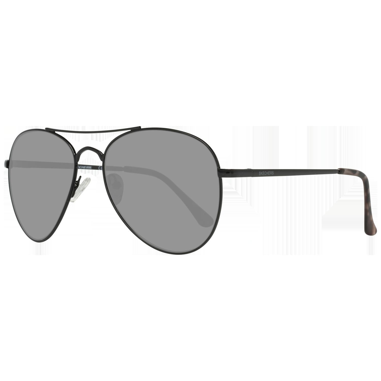 Skechers Sunglasses SE6010 05A 56 Black
