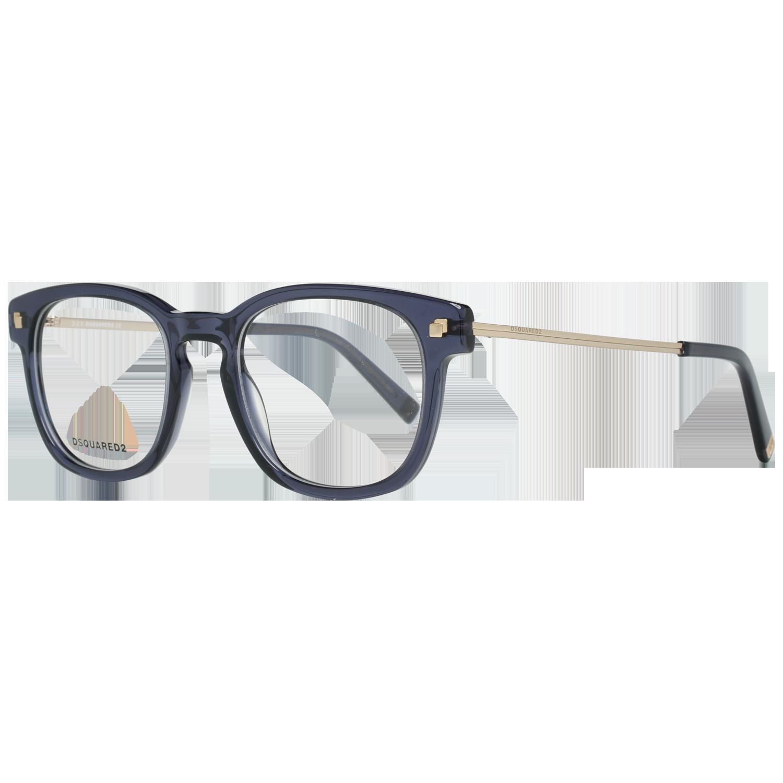 Dsquared2 Optical Frame DQ5270 090 50 Blue