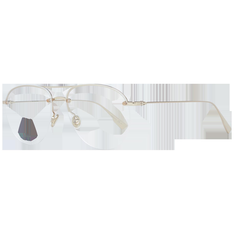 Christian Dior Optical Frame STELLAIREO11 J5G 55 Gold