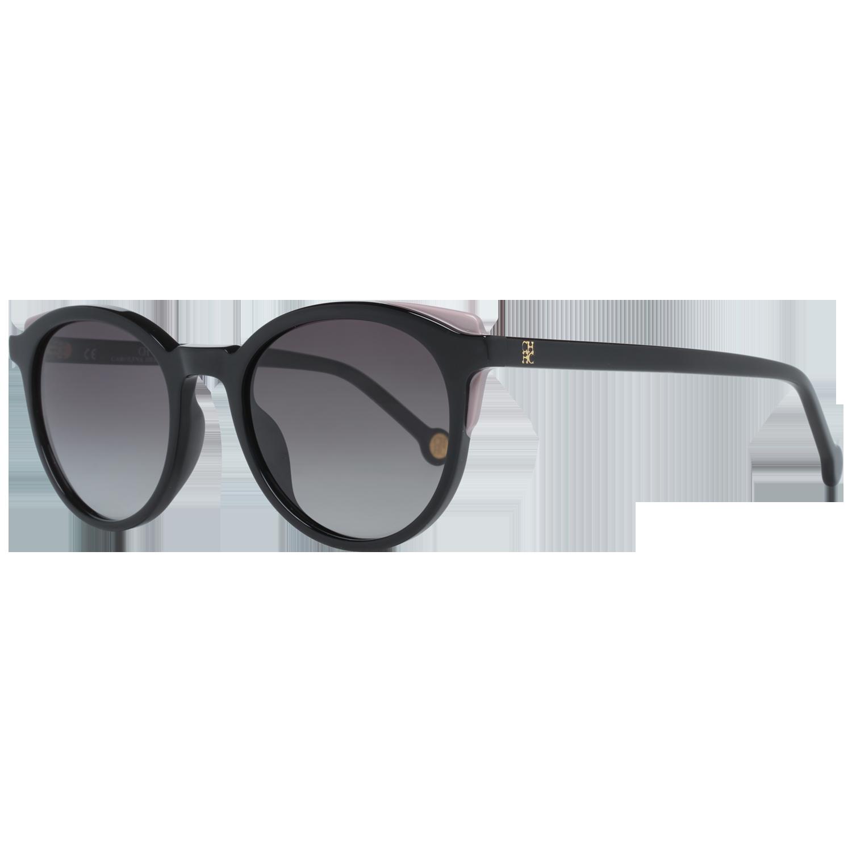 Carolina Herrera Sunglasses SHE742 700F 50 Black