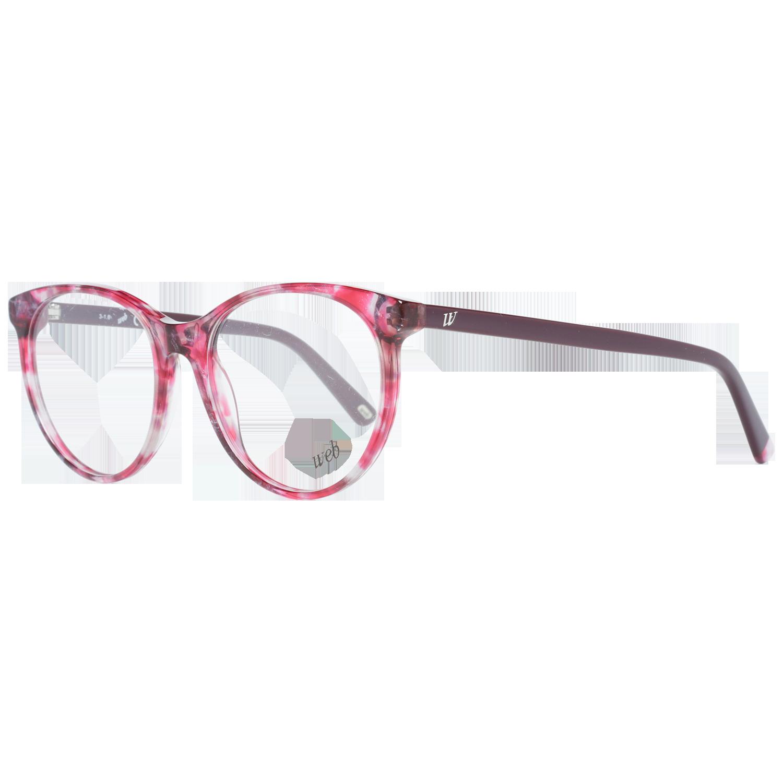 Web Optical Frame WE5213 054 52 Pink