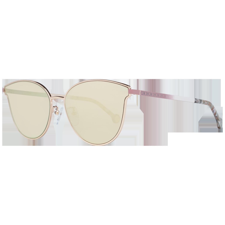 Carolina Herrera Sunglasses SHE104 8FCX 59 Rose Gold