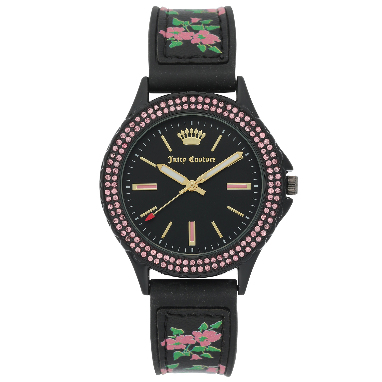 Juicy Couture Watch JC/1112PKFL Black