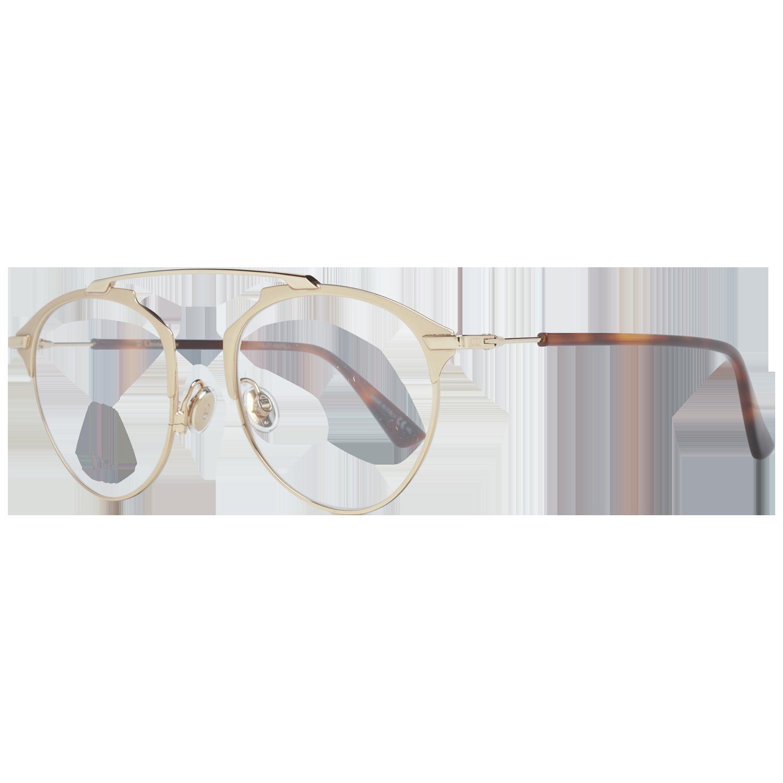 Christian Dior Optical Frame DIORSOREALO 000 50 Gold