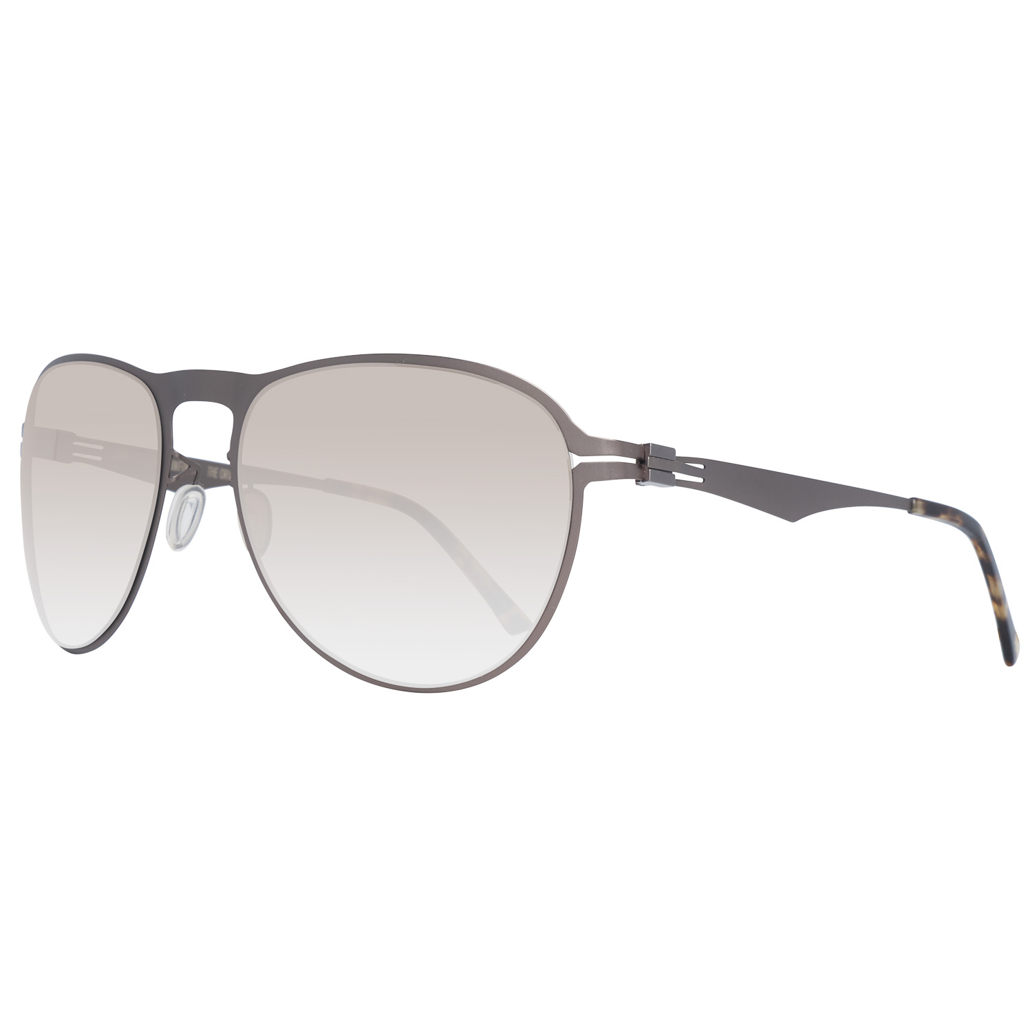 Greater Than Infinity Sunglasses GT021 S02 57 Gunmetal