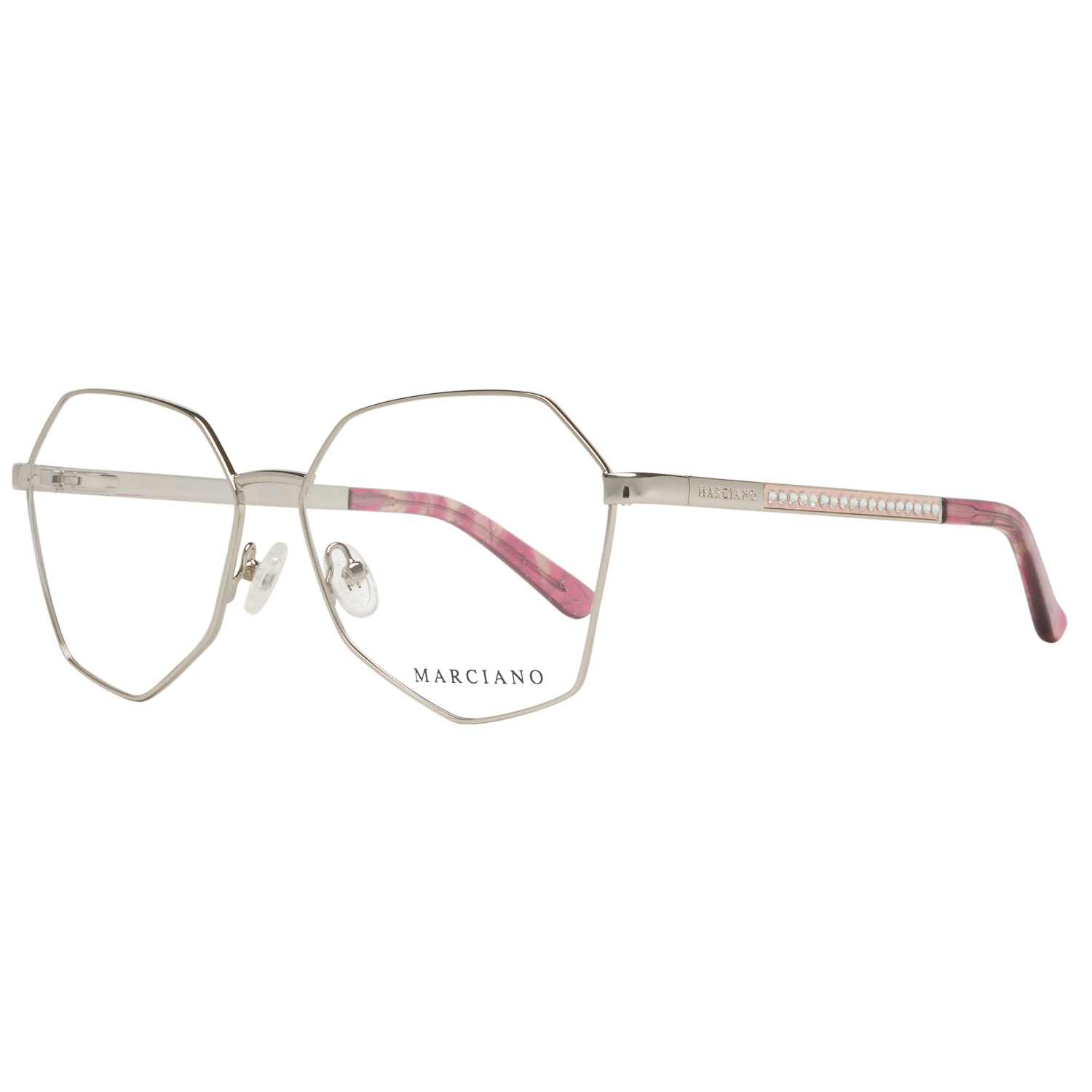 Guess by Marciano Optical Frame GM0321 010 56 Silver