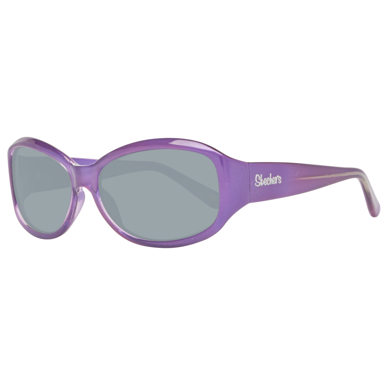 Skechers Sunglasses SE7038 O43 58 Purple
