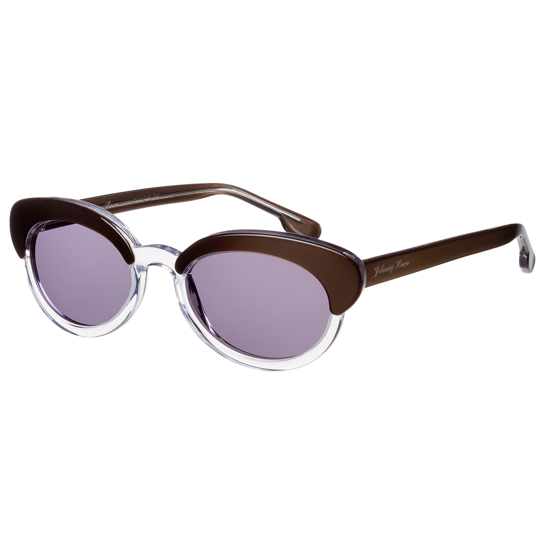 Johnny Loco Sunglasses JLE1503 R3 51 Sandy Multicolor