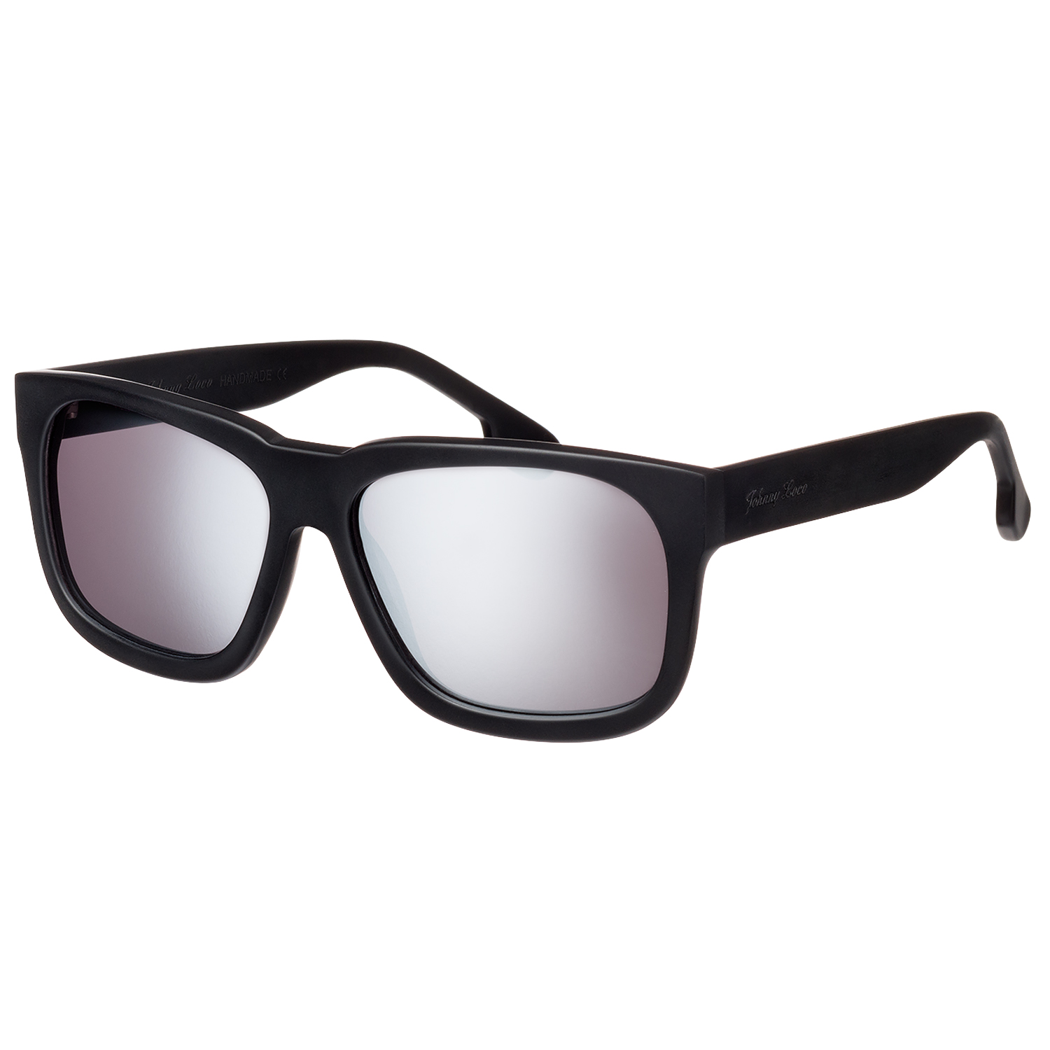 Johnny Loco Sunglasses JLE1505 A3-S 54 The Dude Black
