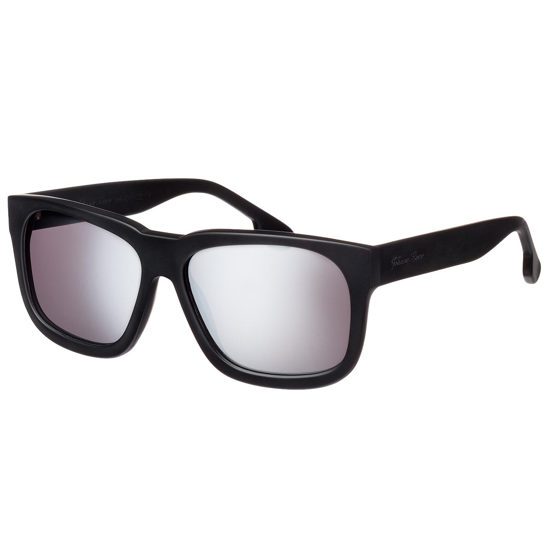 Johnny Loco Sunglasses JLE1505 A3-S 54 The Dude Black