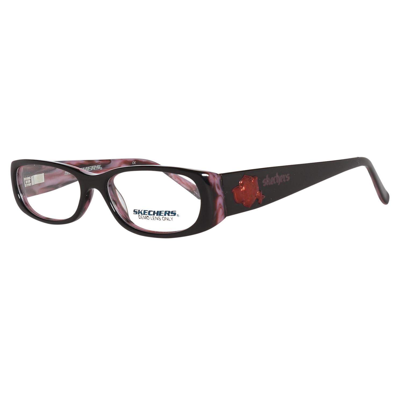 Skechers Optical Frame 2021 BLKHRN Black
