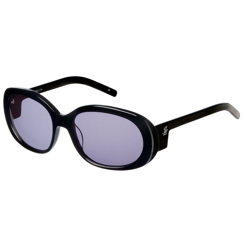 Johnny Loco Sunglasses S-1031 13W 57 Frances Black
