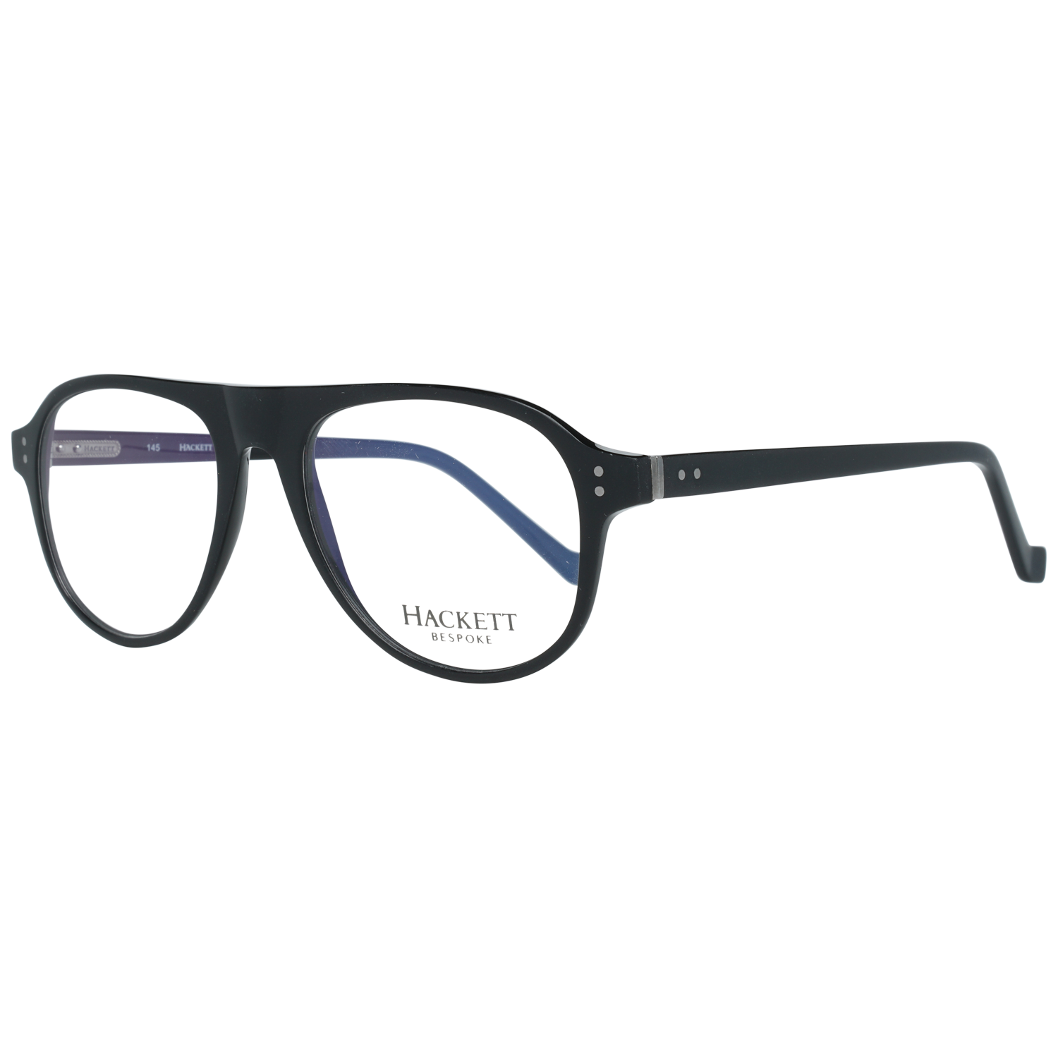 Hackett Bespoke Optical Frame HEB203 002 52 Black