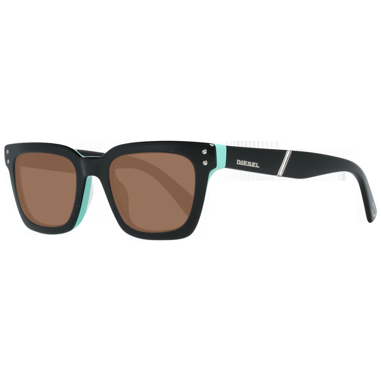 Diesel Sunglasses DL0240 05J 45 Black