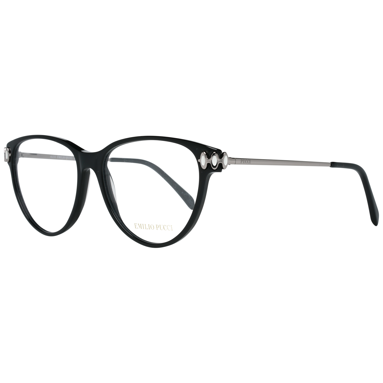 Emilio Pucci Optical Frame EP5055 001 55 Black