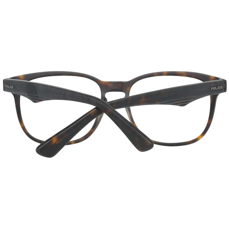Police Optical Frame VPL392 0738 52 Brown