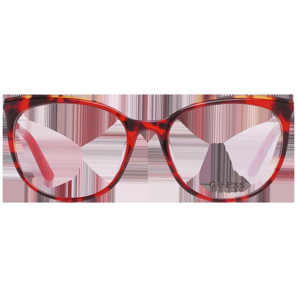 Guess Optical Frame GU2640 068 53 Red