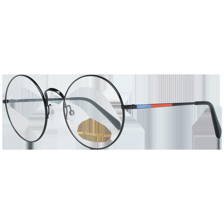 Emilio Pucci Optical Frame EP5061 001 55 Black