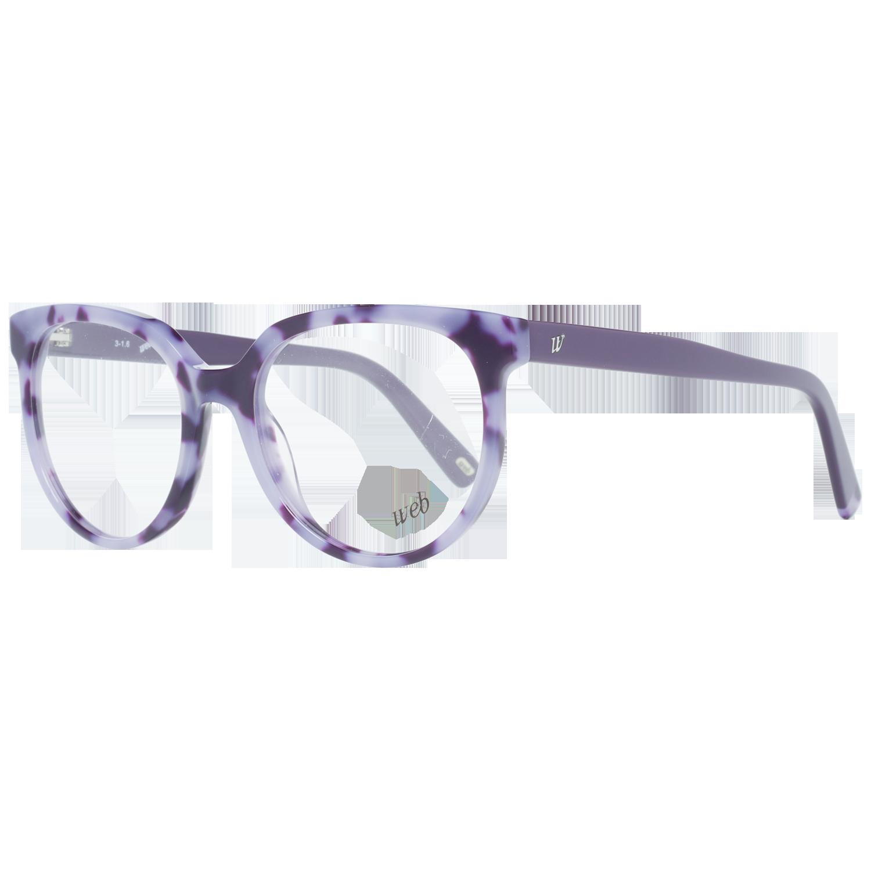Web Optical Frame WE5216 55A 50 Purple