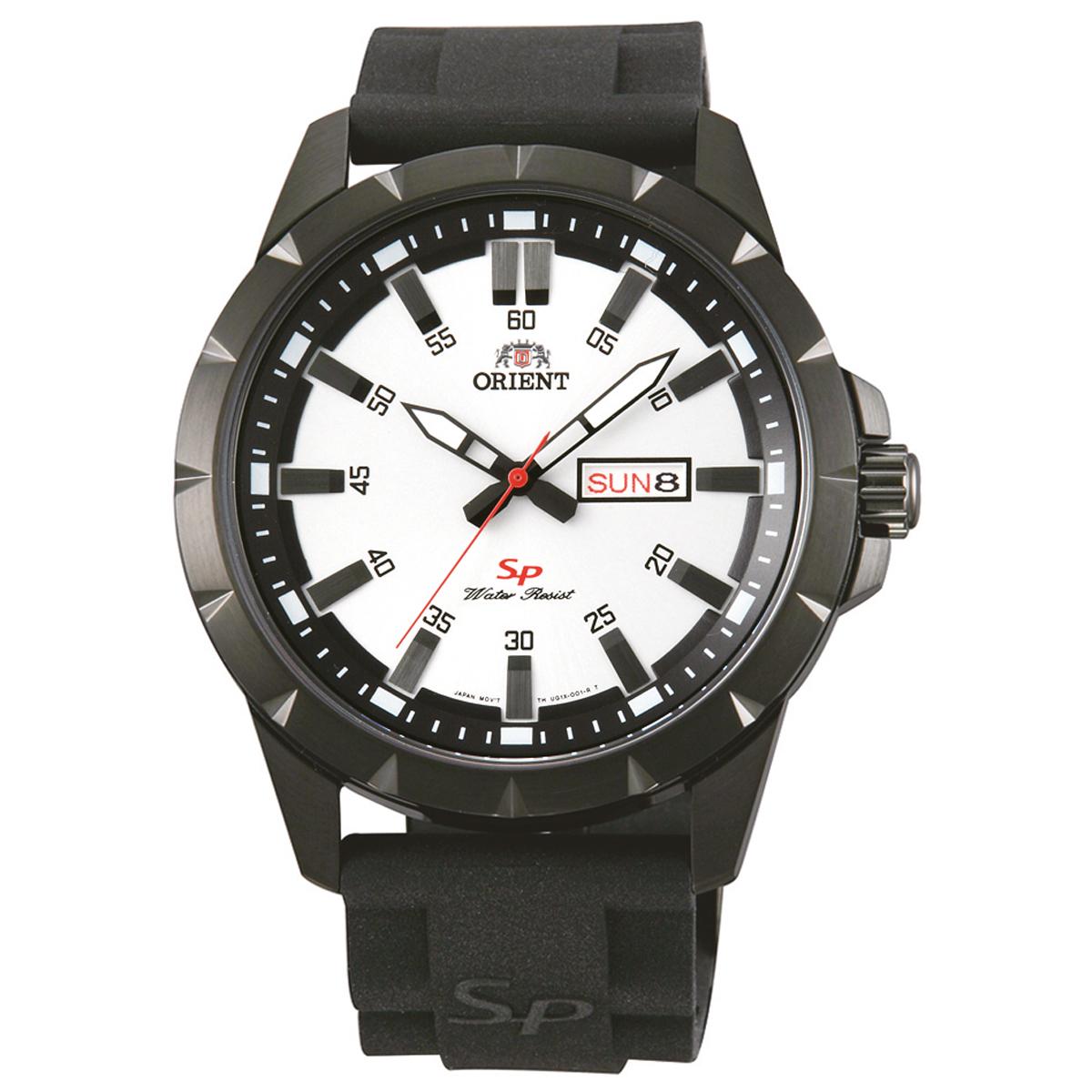 Orient Watch FUG1X006W9 Gunmetal