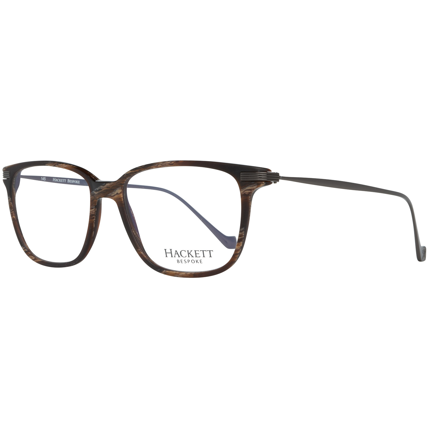 Hackett Bespoke Optical Frame HEB175 968 53 Brown