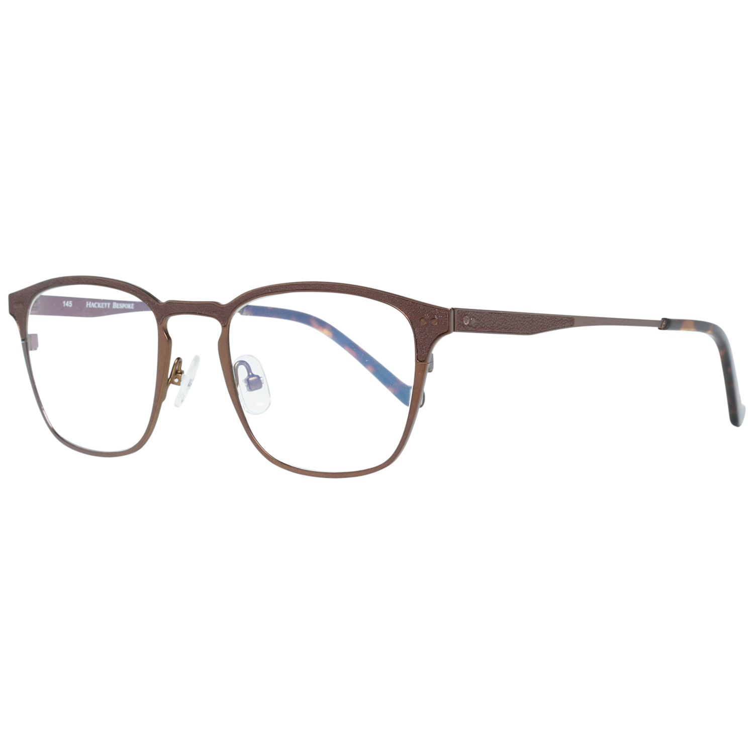 Hackett Bespoke Optical Frame HEB162 121 49 Brown