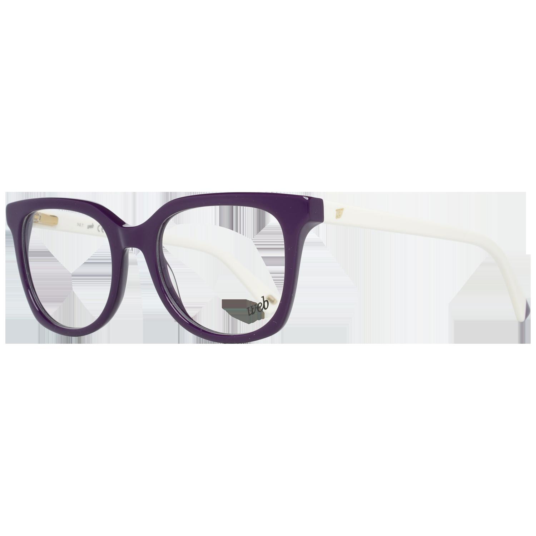 Web Optical Frame WE5260 083 49 Purple