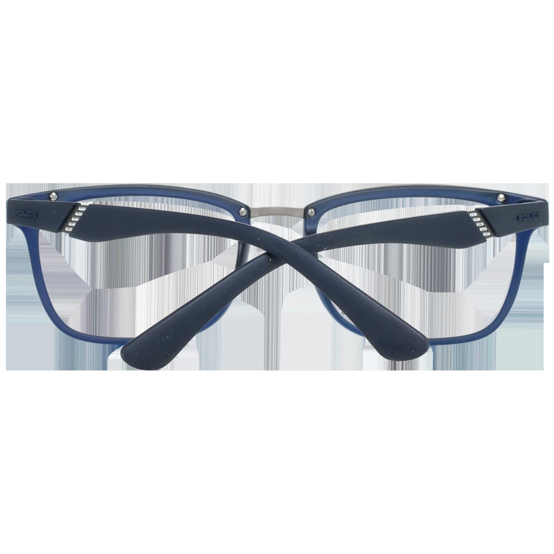 Police Optical Frame VPL390 06C9 53 Blue