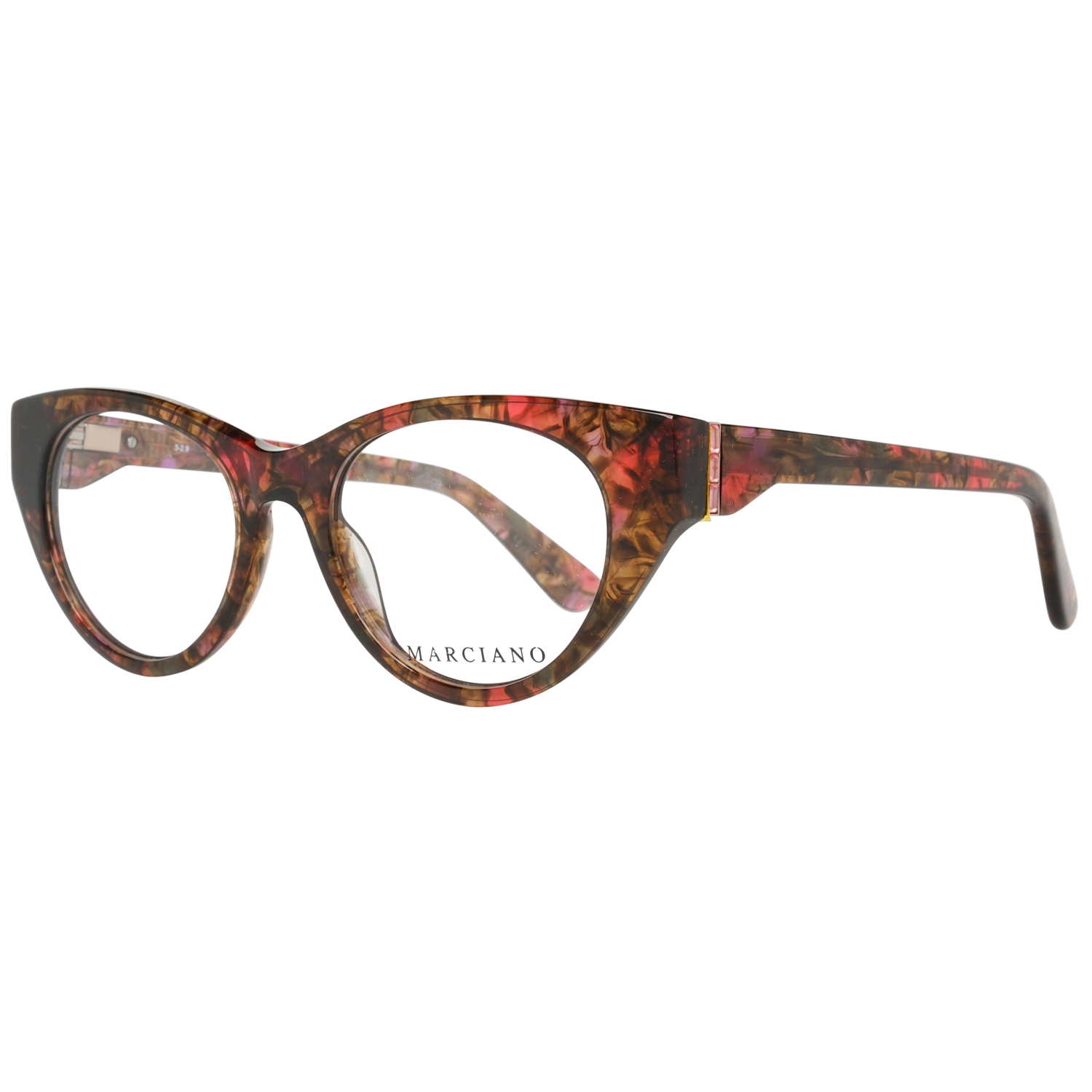 Guess by Marciano Optical Frame GM0361-S 001 52 Bronze