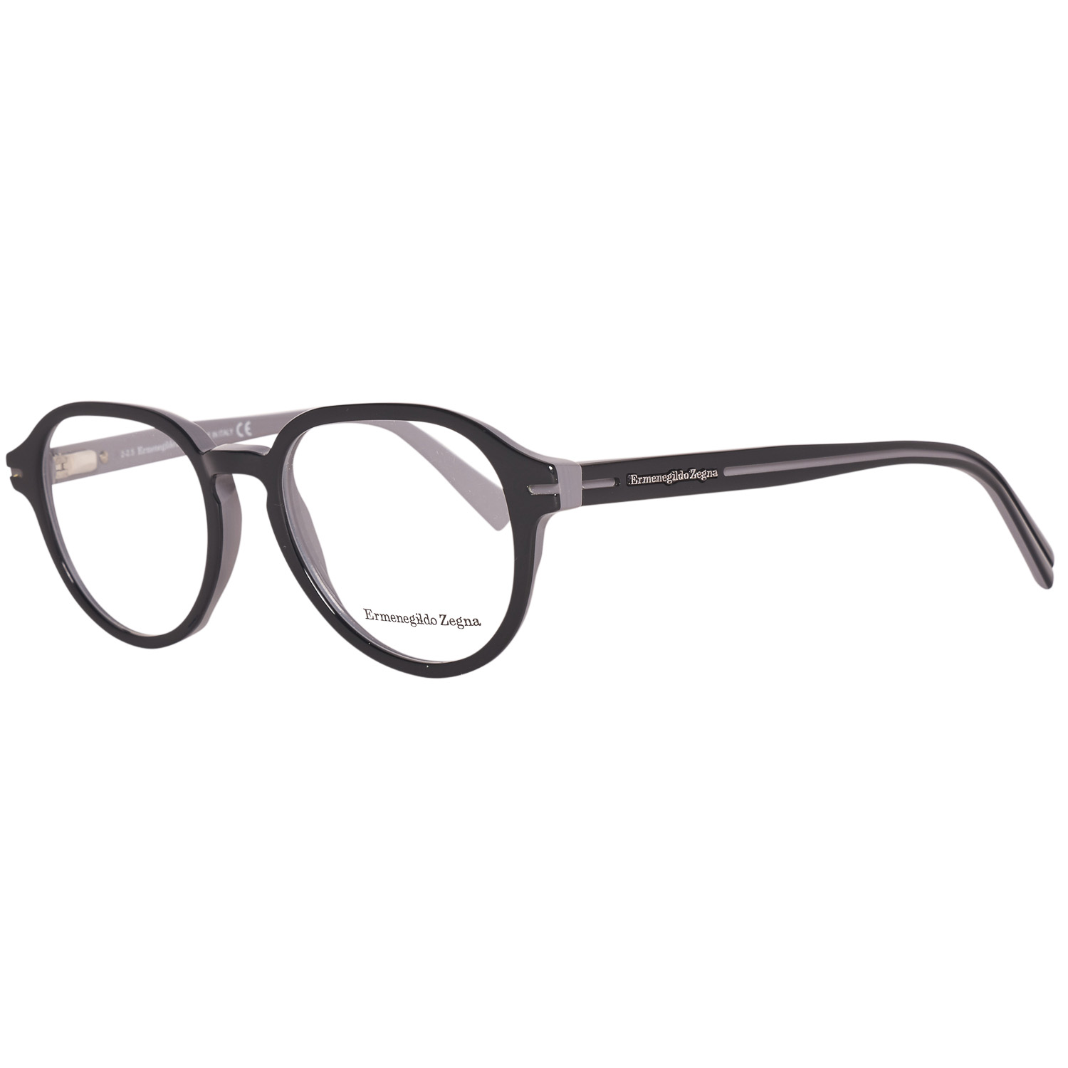 Ermenegildo Zegna Optical Frame EZ5043 005 49 Black