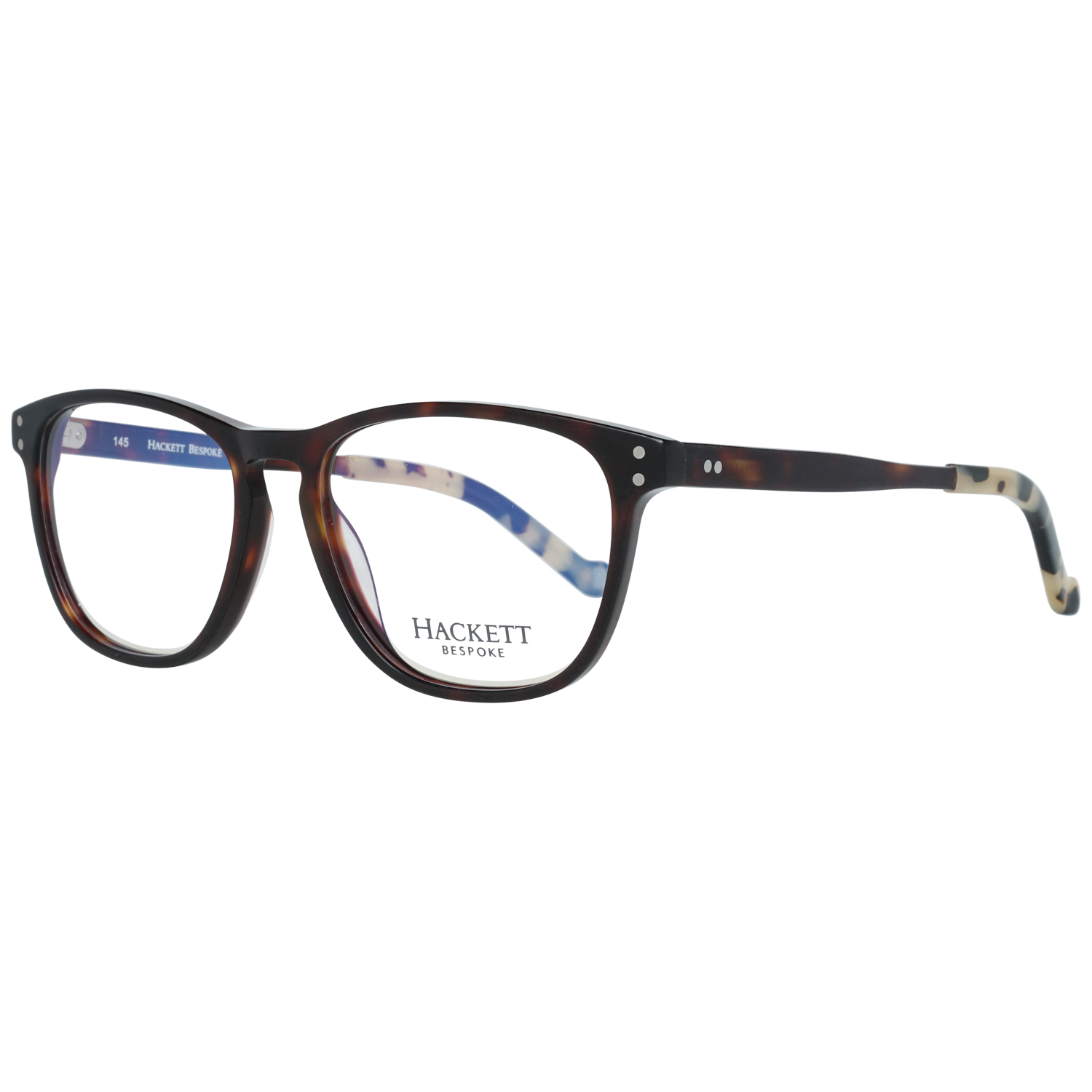 Hackett Bespoke Optical Frame HEB220 143 53 Brown