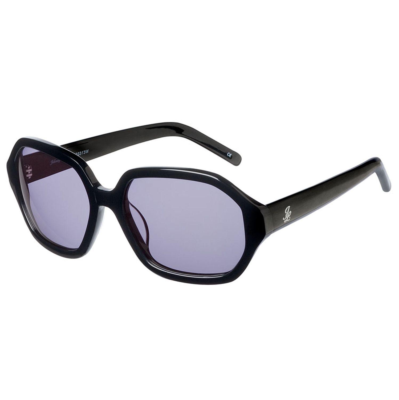 Johnny Loco Sunglasses S-1033 13W 53 Twiggy Black