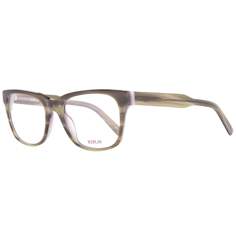 Replay Optical Frame RY107 V04 53 Olive