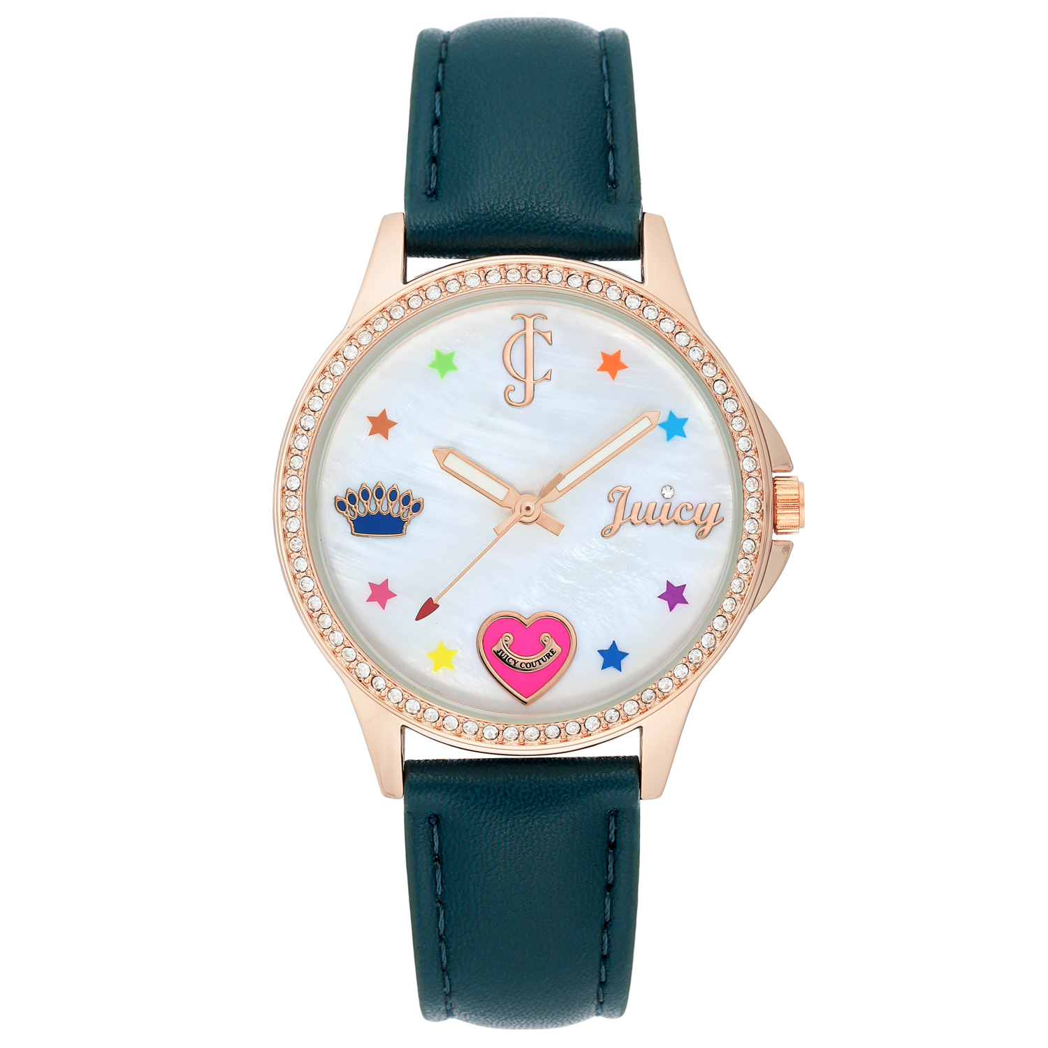 Juicy Couture Watch JC/1106RGNV Blue