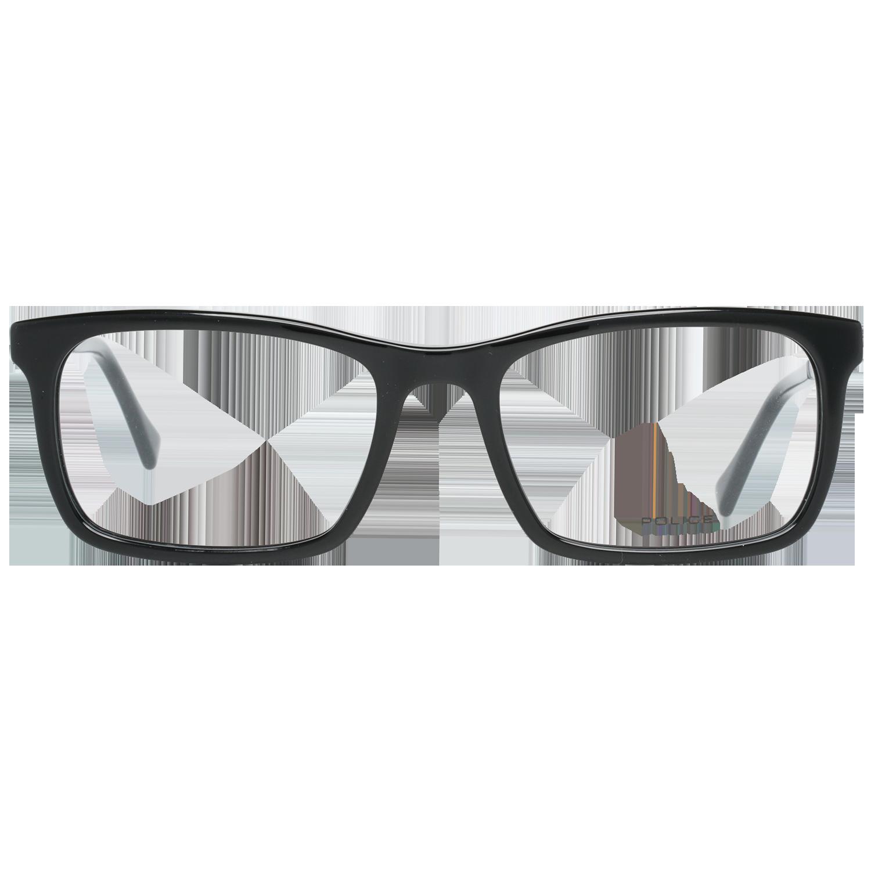 Police Optical Frame VPL262N 0700 54 Black