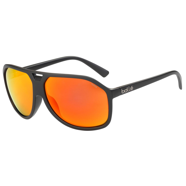Bolle Sunglasses 12618 Baron Black