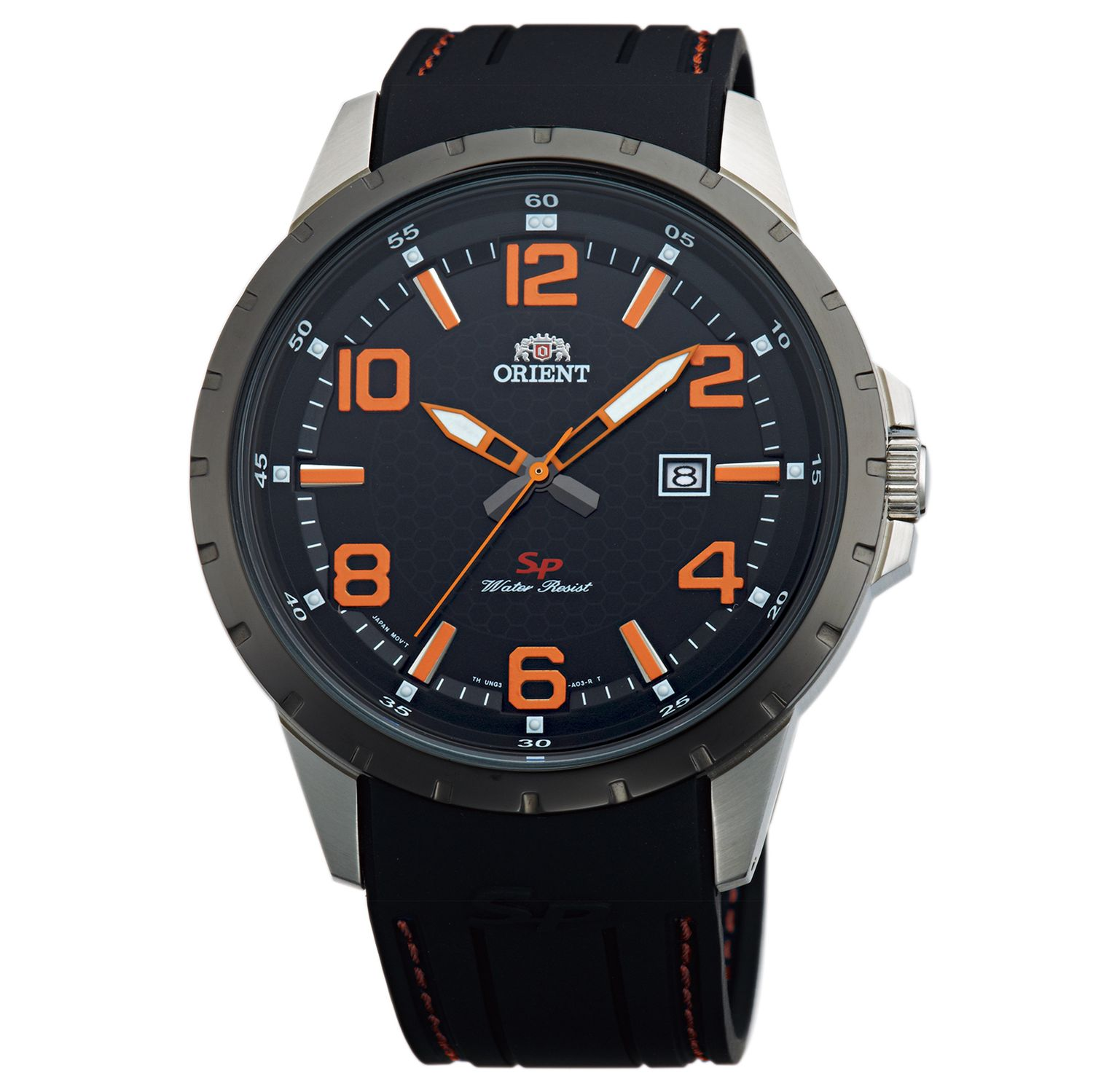 Orient Watch FUNG3004B0 Silver